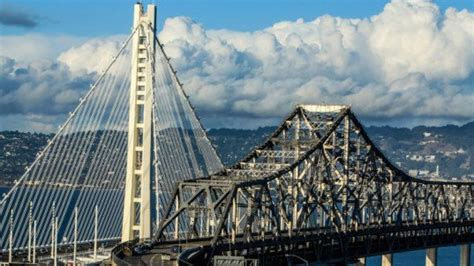 Steel from San Francisco's Old Bay Bridge to be Recycled