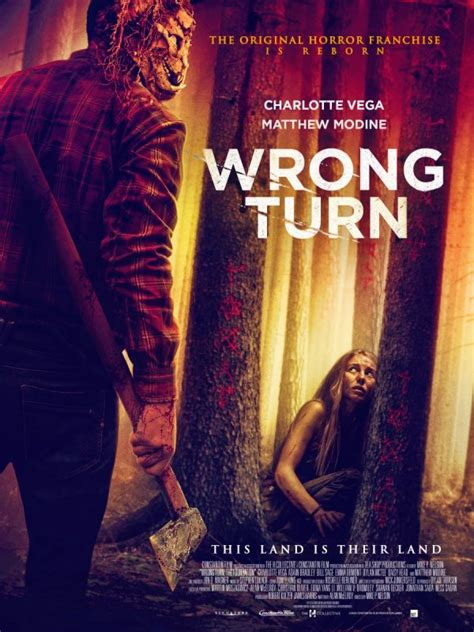 Wrong Turn reboot gets a new UK poster and two clips