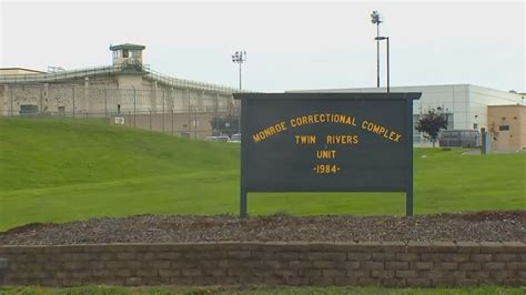 2 more inmates test positive for COVID-19 at Monroe prison