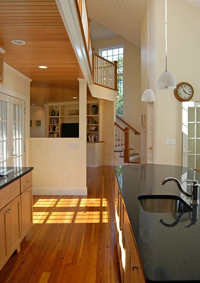 CLASSIC CAPE COD ADDITION AND RENOVATION - Melinda Kelson