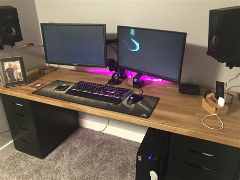 Had this great idea to buy these desk parts at IKEA