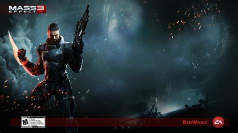 Action Game Mass Effect 3 Wallpapers | HD Wallpapers | ID