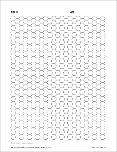 Free Graph Paper Template - Printable Graph Paper and Grid
