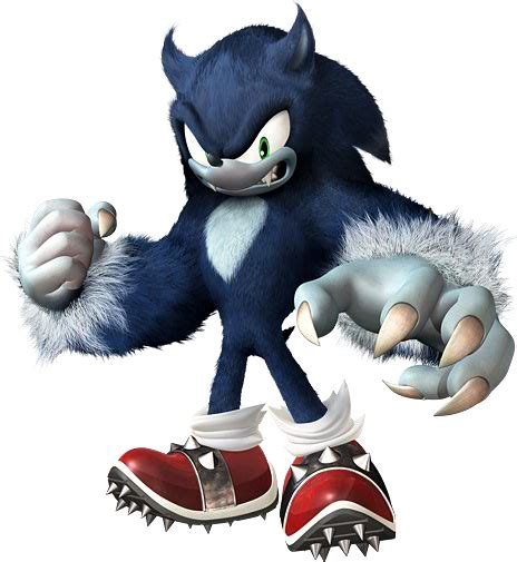 Sonic the Werehog - Sonic News Network, the Sonic Wiki