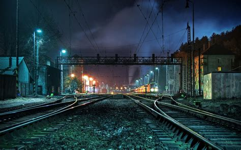Top 21 Railway Station Wallpapers,Pics HD
