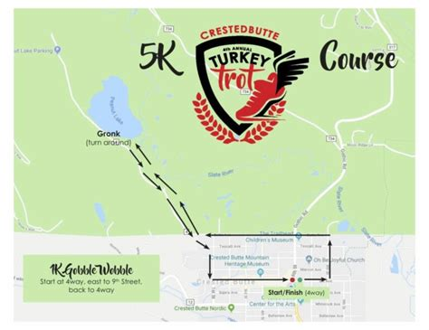 Crested Butte Turkey Trot - Travel Crested Butte
