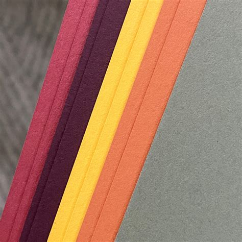 Hello Fall Assortment ColorPlan Cardstock – Etc Papers