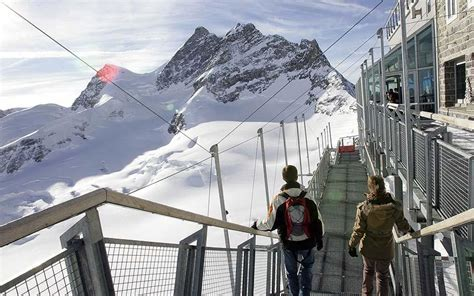 Jungfrau cable car to cut time to 'Top of Europe' - Telegraph