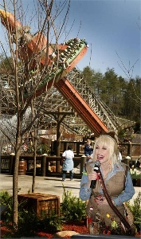 Dollywood Debuts New Timber Tower Thrill Ride