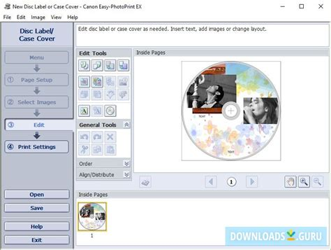 Download Canon Easy PhotoPrint EX for Windows 10/8/7